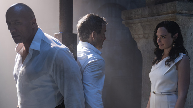 Red Notice Trailer: The Rock Is The Only One Who Can Bring In Ryan Reynolds And Gal Gadot