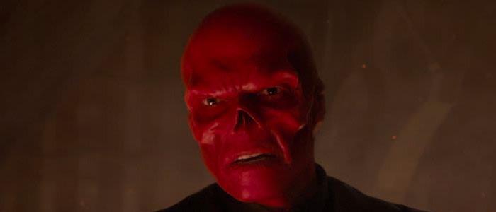 Red Skull in Infinity War