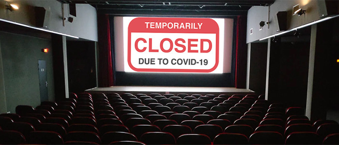 Regal Cinemas Closing