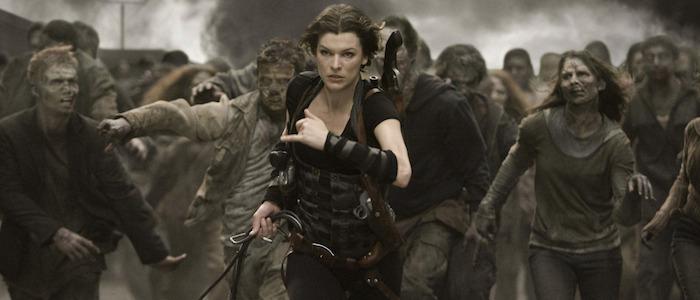 Resident Evil TV Series