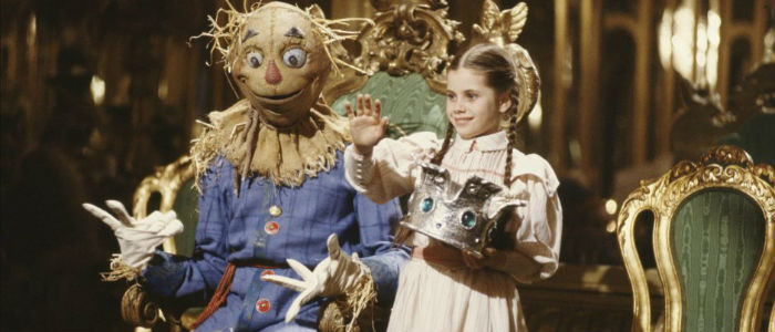 Return to Oz Revisited