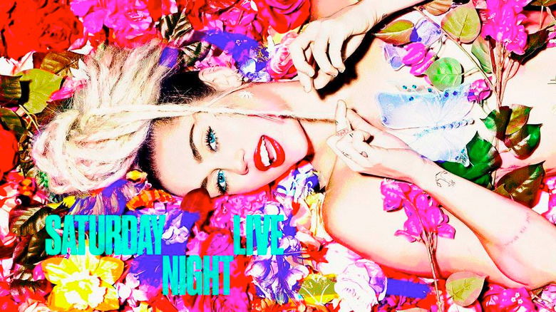 Miley Cyrus Saturday Night Live