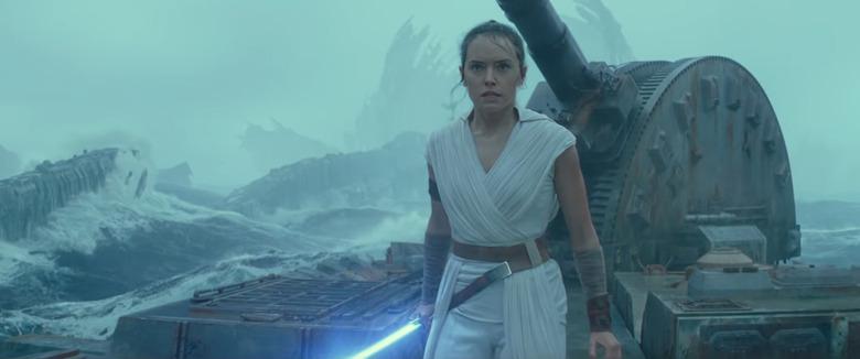 Rey's Backstory