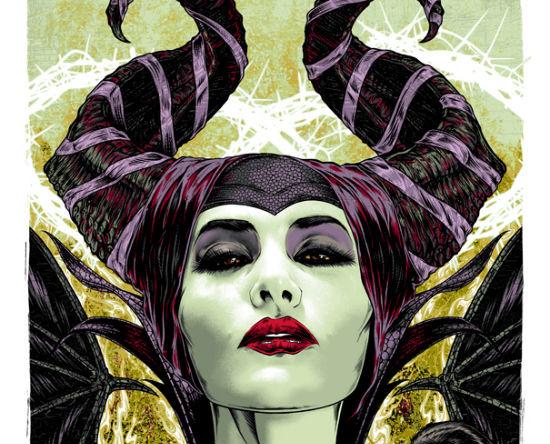 Rhys Cooper - Maleficent header