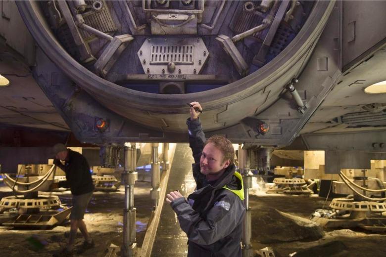 Star Wars: The Last Jedi Opening Line
