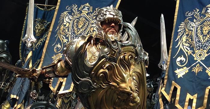 Richard Taylor Warcraft Interview