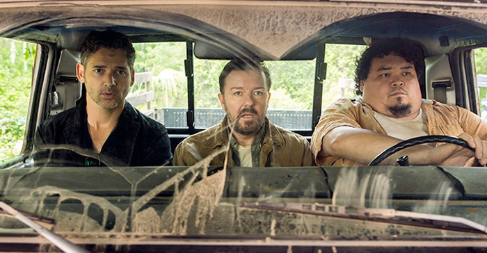 Ricky Gervais Special Correspondents