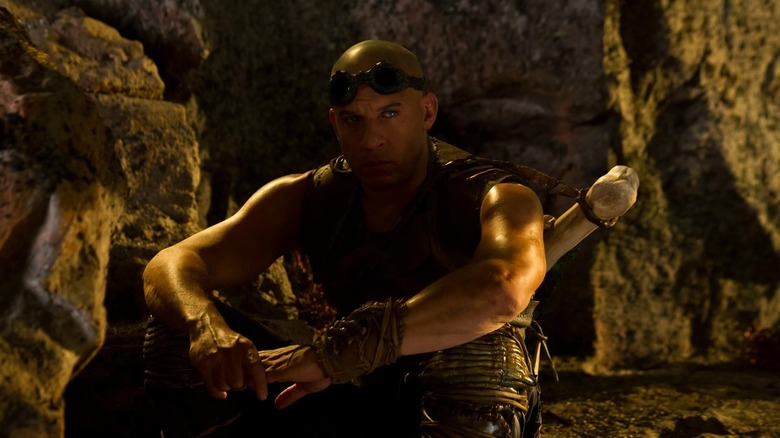 Riddick 4 Is  Closer Than You Think,  According To Vin Diesel