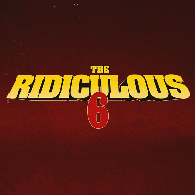 The Ridiculous 6 logo
