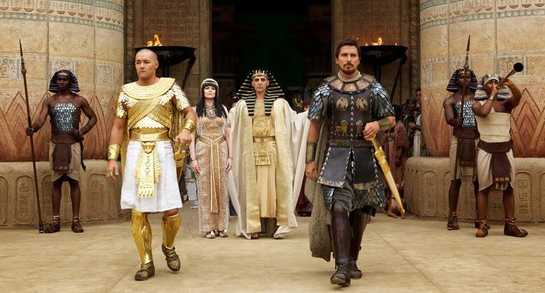 Exodus casting controversy