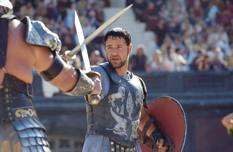 gladiator sequel setting