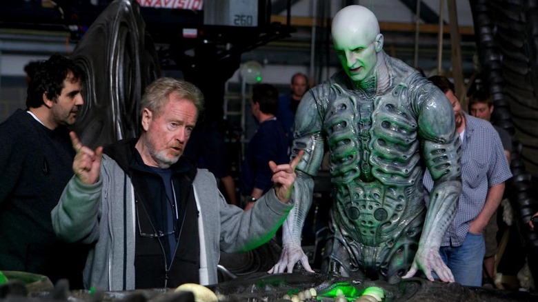 Ridley Scott Says He s Looking To Make A Musical And A Western
