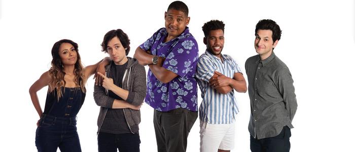 Rise of the Teenage Mutant Ninja Turtles Cast