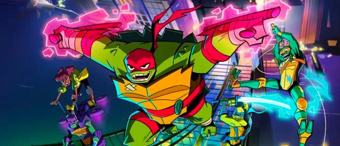 Rise of the Teenage Mutant Ninja Turtles images