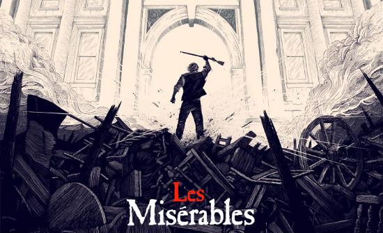 Olly Moss Les Miserables header