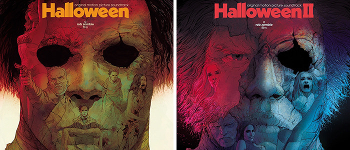 Rob Zombie's Hallowen Vinyl Soundtracks