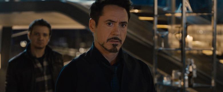 Avengers: Age of Ultron Robert Downey Jr Avengers 2 set interview