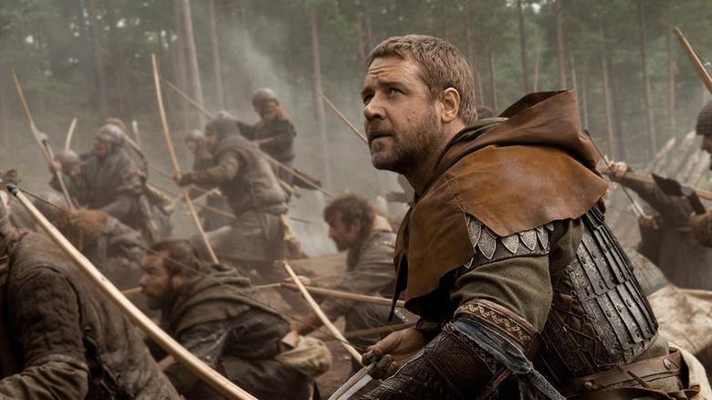 Russell Crowe in Robin Hood