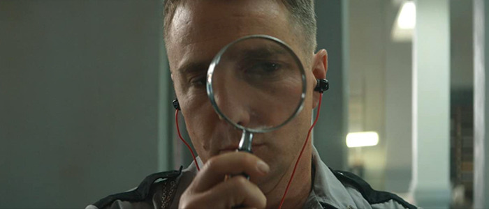 Sam Rockwell murder mystery