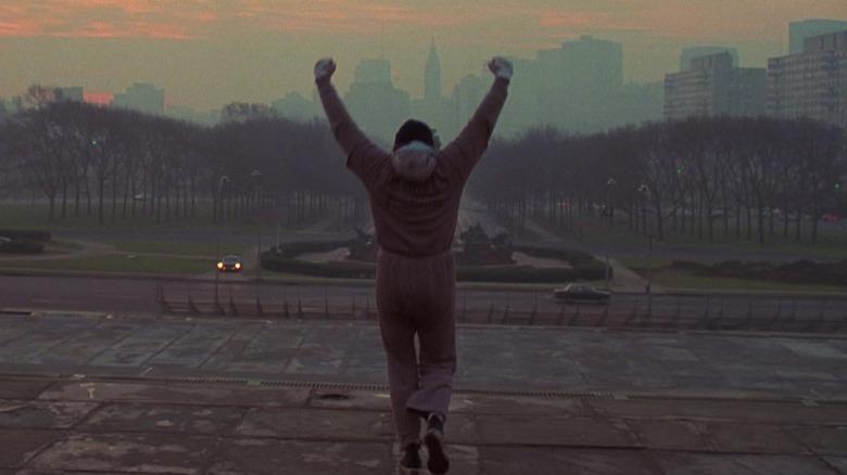 Rocky triumphant