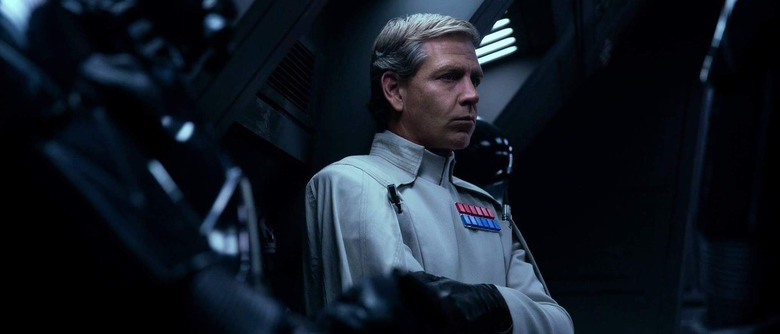 Star Wars: Rogue One images - Ben Mendelsohn as Orson Krennic (header)