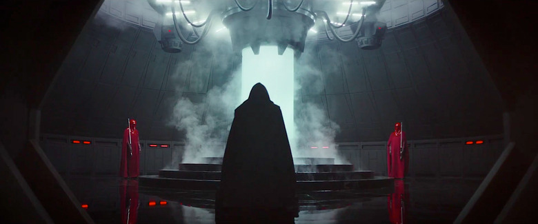 Rogue One Reshoots