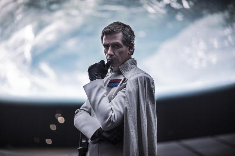 Ben Mendelsohn as Orson Krennic in Rogue One A Star Wars Story