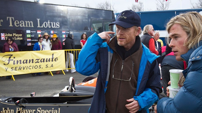 Ron Howard on Han Solo Directing Gig