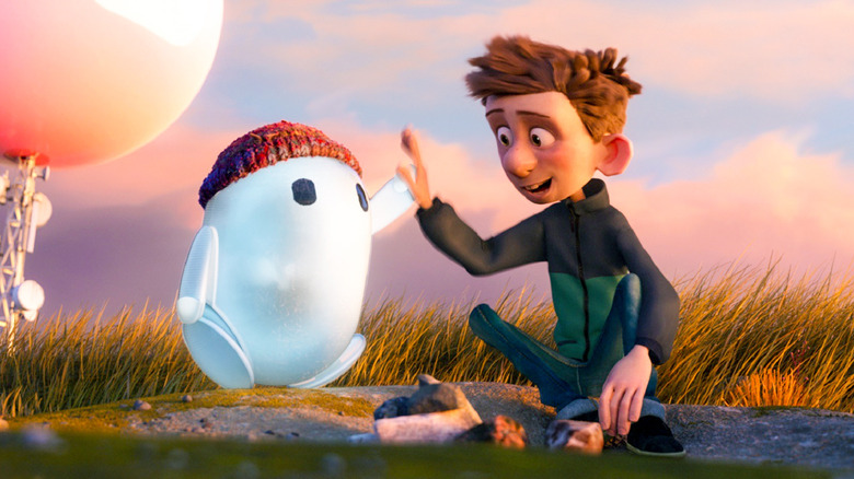 Ron s Gone Wrong Review: A Messy Animated Tech Fantasy