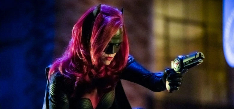 Ruby Rose Leaving Batwoman