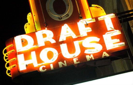Drafthouse Sign