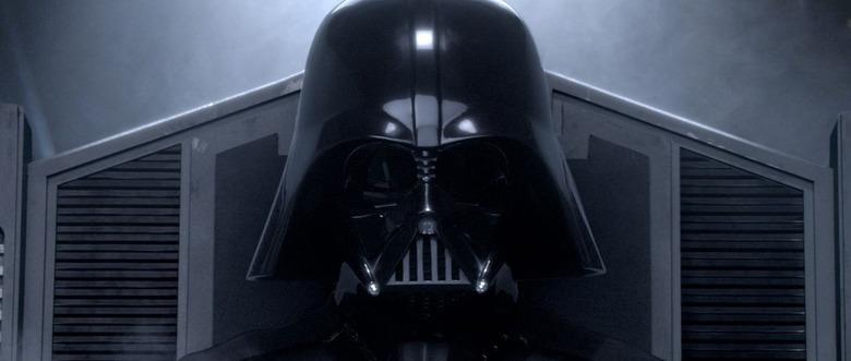Darth Vader masked episode 3