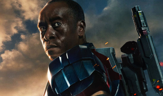 Iron Man 3 Iron Patriot header