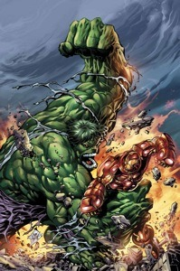 Rumor: Iron Man and The Incredible Hulk Comic Book Movie Crossovers
