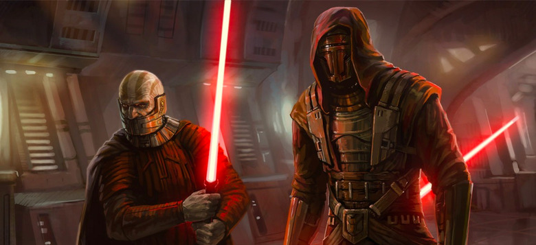 knights of the old republic game remake