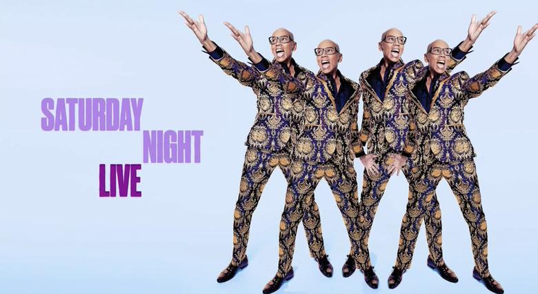 RuPaul Hosting Saturday Night Live