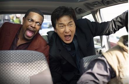 Jackie Chn in Rush Hour 3
