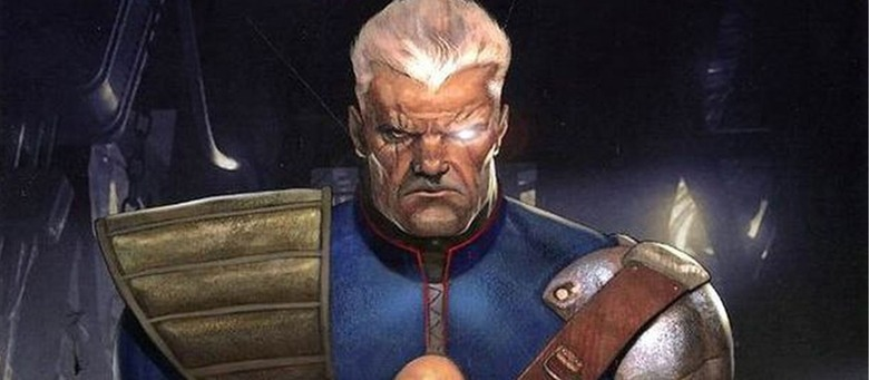 cable - Russell Crowe Deadpool 2 casting