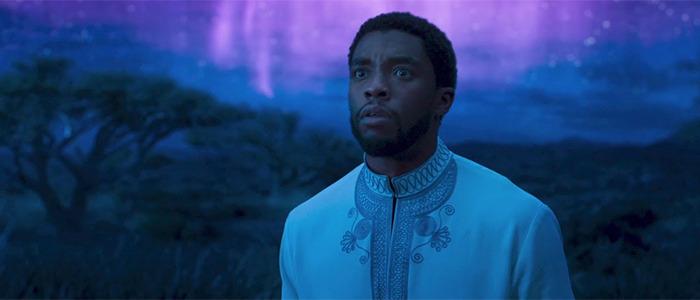 Marvel Tribute to Chadwick Boseman