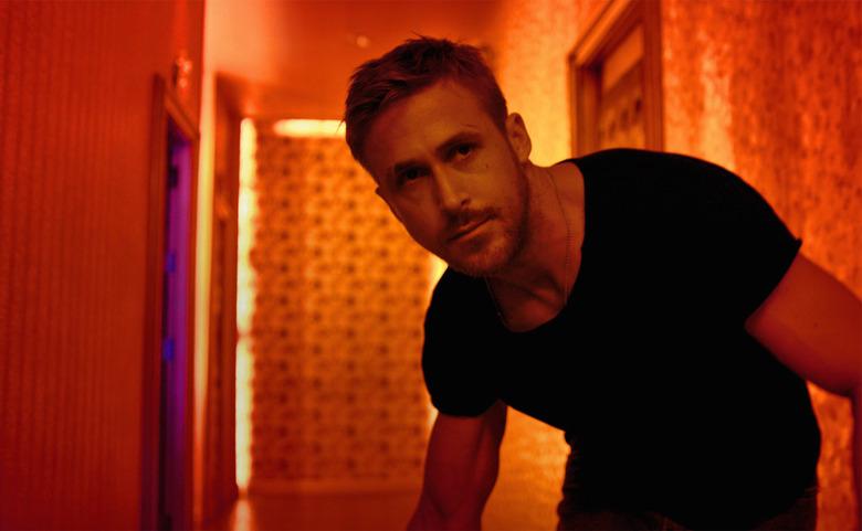Ryan Gosling in Only God Forgives