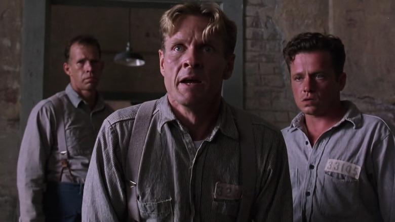 William Sadler in The Shawshank Redemption