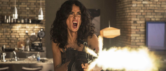 Salma Hayek Auditioned for The Matrix