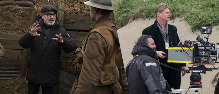 Sam Mendes and Christopher Nolan