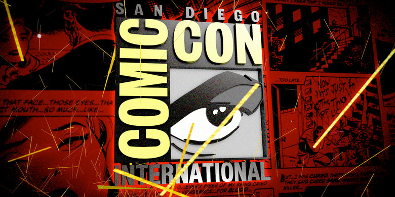 San Diego Comic-Con 2017 Schedule