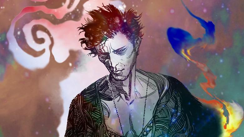 Morpheus from The Sandman Comics