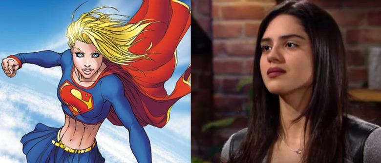 supergirl actress