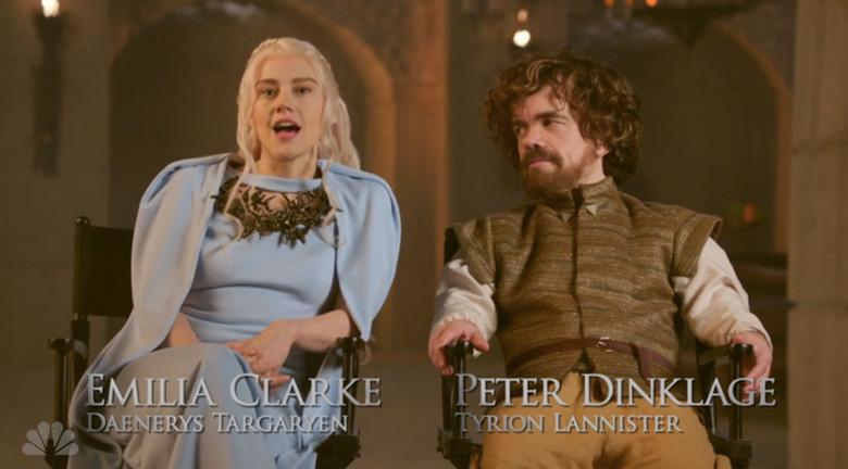 Saturday Night Live Game of Thrones