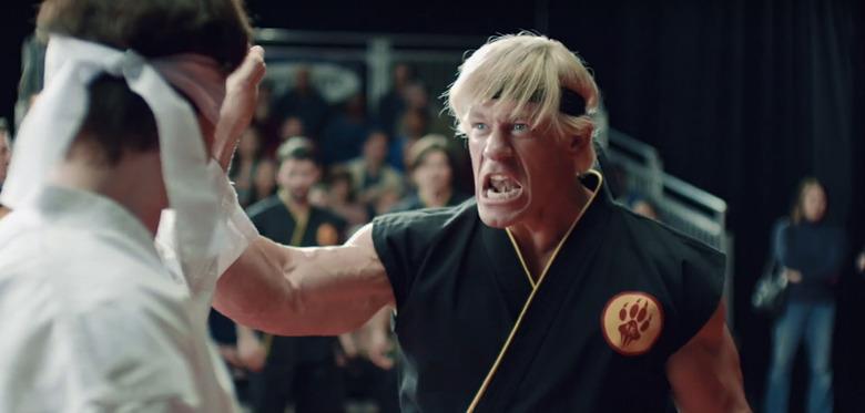 John Cena Karate Kid Sketch