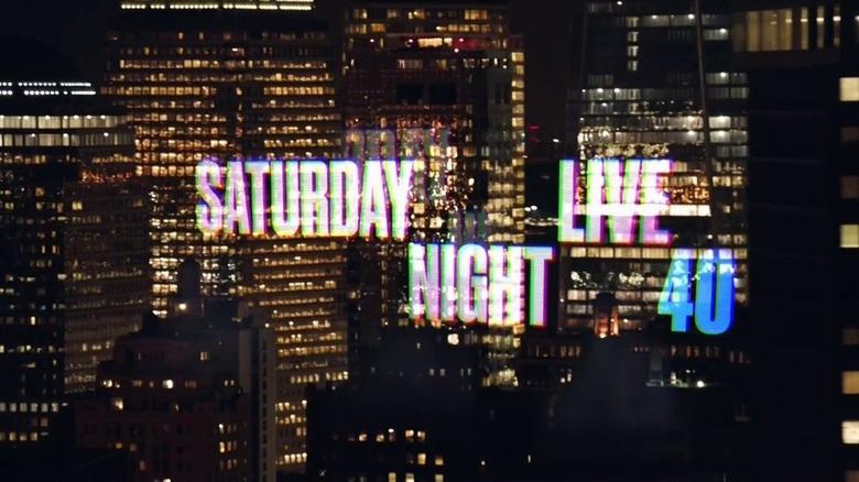 Saturday Night Live 40th