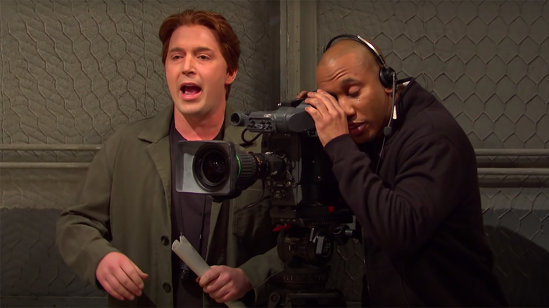 Saturday Night Live Star Beck Bennett Leaving The Show After 8 Seasons